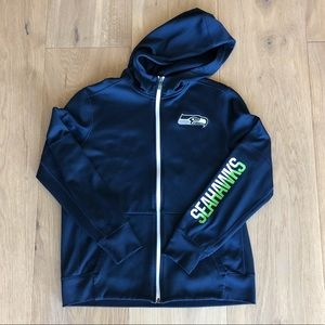 Youth Nike Therma-fit Zip-up Hoodie